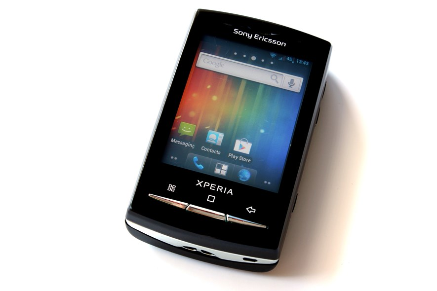 Installing Android 2 3 Gingerbread on SonyEricsson Xperia X10 Mini