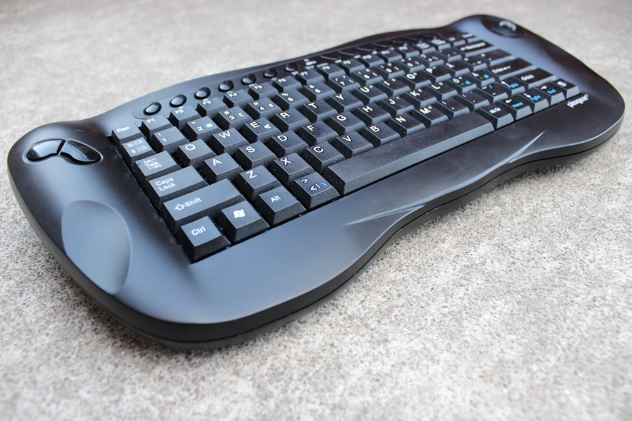The plexgear, with its ergonomic grips and all.