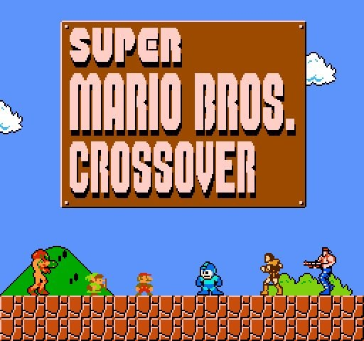 Super Mario Bros. Crossover!