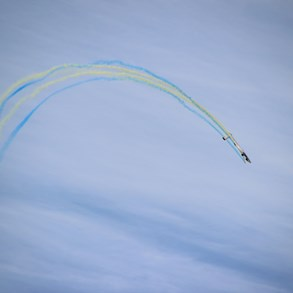 Gliders can do aerobatics too!